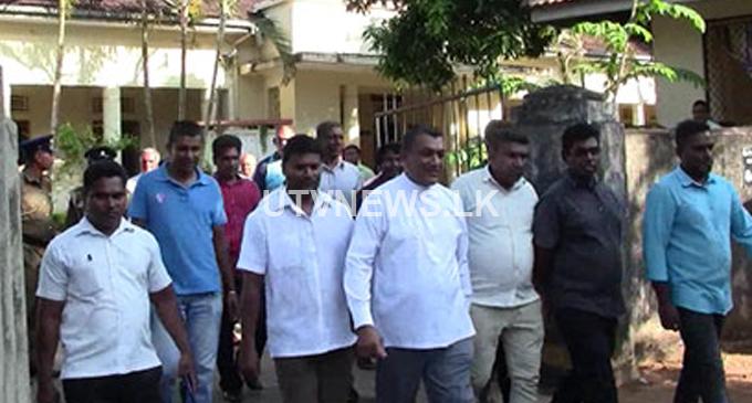 Mayor Daljith Aluwihare released on bail