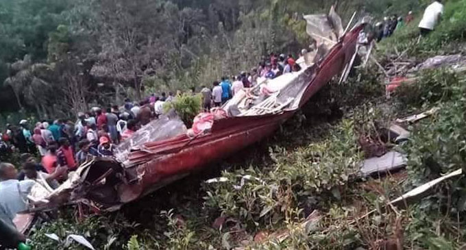 Passara-Madulsima road accident – 12 killed [UPDATE]