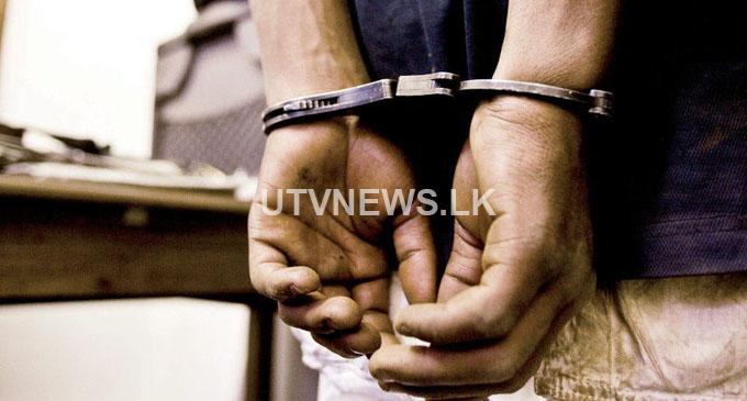 One arrested with 1 Kg of heroin in Mt. Lavinia