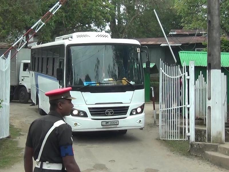 33 Lankans quarantined at Diyatalawa to return home