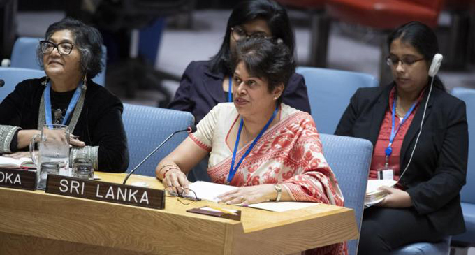 Sri Lanka refuses to agree to external deadlines for transitional justice