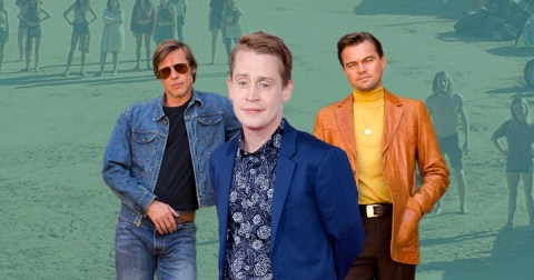 Macaulay Culkin auditioned for 'Once Upon A Time In Hollywood'